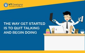 Quit Talking And Begin Doing